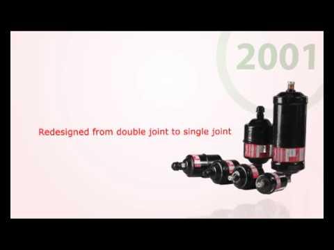 Danfoss Filter Drier Story
