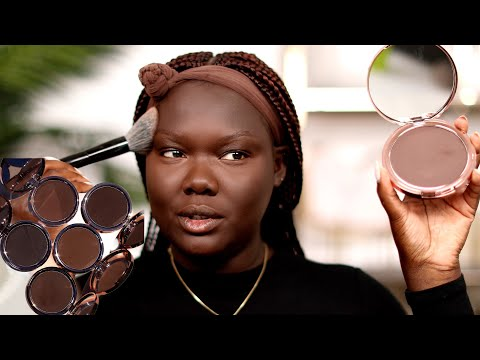 Ok Let's Talk About These Makeup Revolution Bronzers…|| Nyma Tang