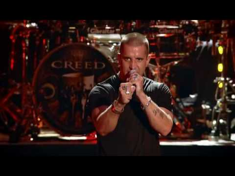Creed - One (live 2009)