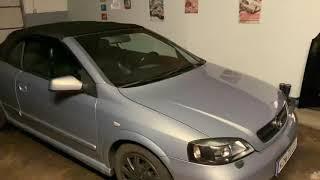Opel Astra Cabrio Dach