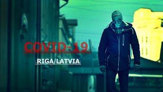 Жители Латвии о коронавирусе (Первый день карантина )