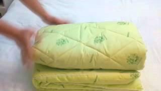 Одеяло из бамбука. Обзор: Цена, где купить?(Обзор одеяла из бамбука. Цена: от 800 рублей Купить одеяло из бамбука в интернет-магазине: http://odeyaloipodyshki.ru/catalog/o..., 2015-11-23T13:46:01.000Z)