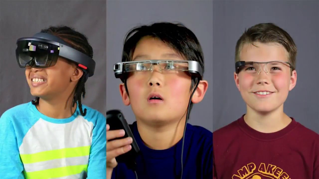 Children with autism will help glasses with augmented reality