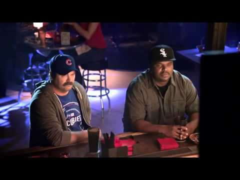New Era Caps - Chicago White Sox vs Chicago Cubs - Round 1 (Craig Robinson vs Nick Offerman)