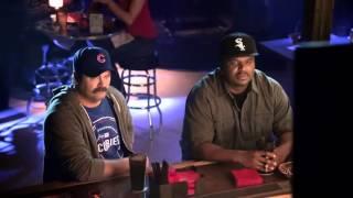 New Era Caps - Chicago White Sox  vs  Chicago Cubs - Round 1 (Craig Robinson vs Nick Offerman)