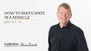 Fairview Mennonite church Sunday Service: Sunday, January 17th, 2021 - Steve Swartz