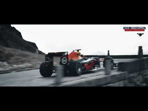 Sébastien Buemi in the RB8 drives along the perilous Tremolastrasse.