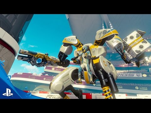 RIGS Mechanized Combat League - Launch Trailer I  PS VR
