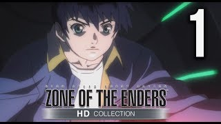 Zone of the Enders HD Collection ➤ 1 - Let's Play - JEHUTY - Playthrough Gameplay