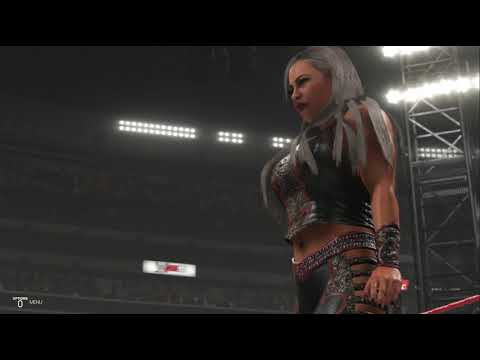 Raven Vs. Dana Brooke (Request)