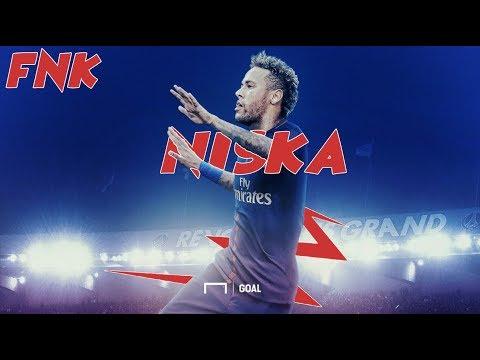 Niska - Italia ( Neymar freestyle Psg )