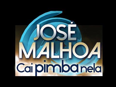 José Malhoa - Cai pimba nela (Lyric video)