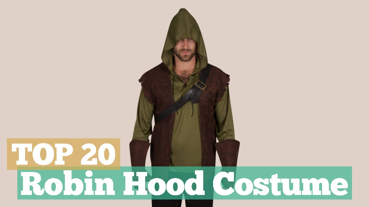 a485f31fbcf Top 20 Robin Hood Costume    Costumes   Accessoriesest Sellers - YouTube