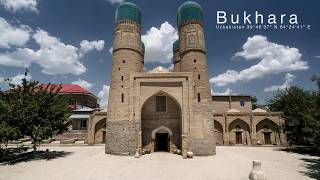 "Timelapse Fragment 21: ""Ruins And Grandeur in Bukhara"" 4K"
