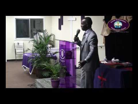 Pastor. Anthony Thuita - The Seattle Mission Convention  2016 (Day 1 Sep 9th)