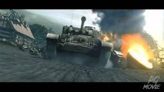 Трейлер к игре 'World Of Tanks' от PlayGod