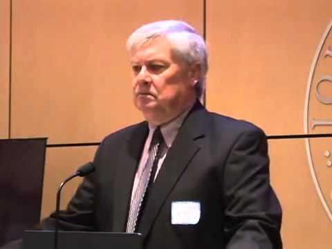 ABC News Radio correspondent Doug Limerick speaks at 2008 RTNDAC Convention