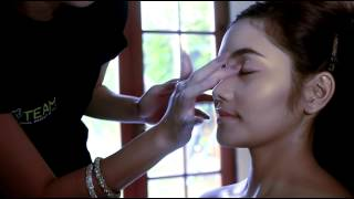 cara make up artis