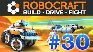 Robocraft - #30 - теперь лучше стреляет