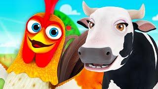 60 Minutos de La Granja de Zenón  Bartolito, La Vaca Lola y Más | La Granja de Zenón