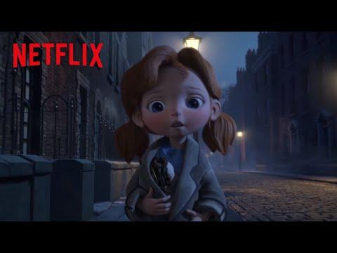 Angela's Christmas trailer
