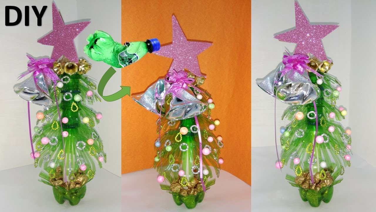 Christmas Decorations From Recycled Stuff