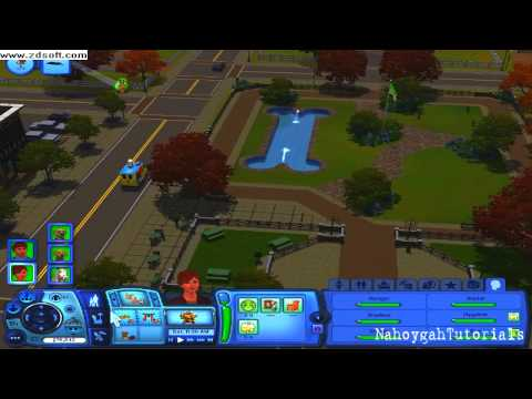 PC Cheat: The Sims3 (Infinite Money, All Houses Free & More)