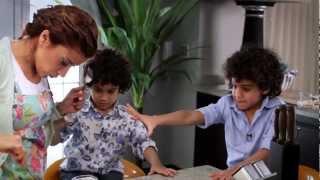 اميرة في المطبخ الحلقة السابعة - أصابع الدجاج