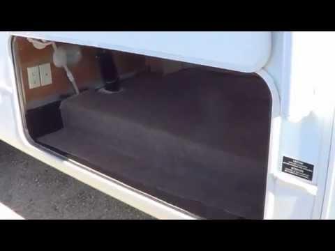 Basement Storage Bays - - Keystone Cougar 276RLSWE Fifth Wheel Trailer