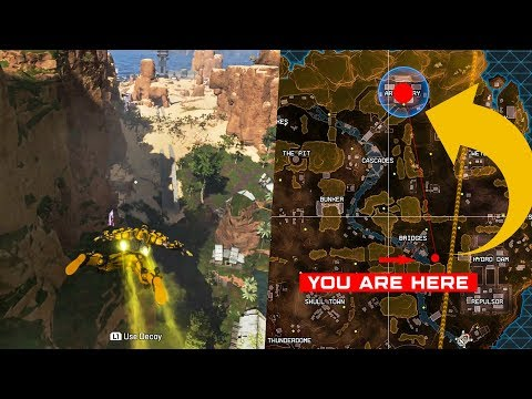 How to TRIPLE your flying distance in Apex Legends