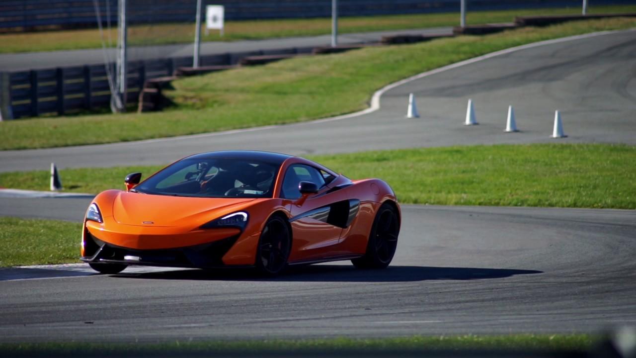 Monticello Motor Club >> Mclaren 570s Monticello Motor Club Track Day Youtube