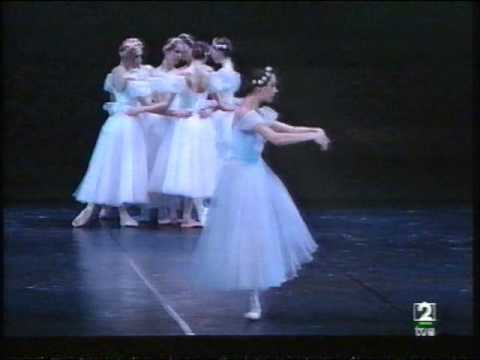 Chopiniana (Las Sílfides). Kirov Ballet. 1999..wmv