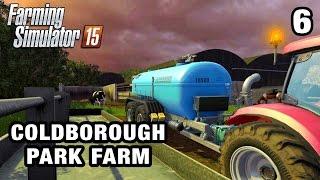 Let's Play Farming Simulator 2015 | Coldborough Park Farm #6