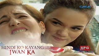 Hindi Ko Kayang Iwan Ka: Walang kinakatakutan si Thea! | Episode 123