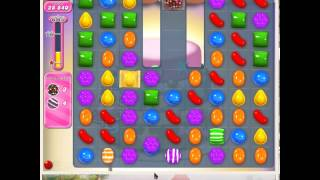 Candy Crush Saga Level 208 [ NEW ] Collect 4 colorbombs + 10 striped