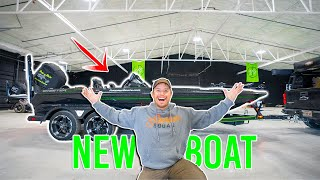 My New Boat Is Finally HERE - BEST ONE YET!!