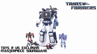 Video Video Review of the Transformers TRU Exclusive: Masterpiece Soundwave download MP3, 3GP, MP4, WEBM, AVI, FLV Agustus 2018