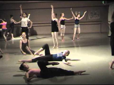 Choreography Workshop at Peabody Institute