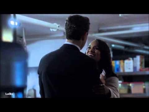 Olivia and Fitz {Olitz} Mvid: Kisses Down Low