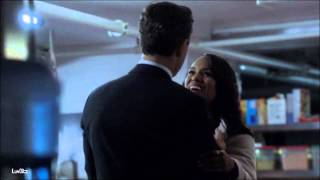 Olivia and Fitz {Olitz} Mvid: Kisses Down Low