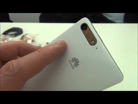 Huawei Ascend P7 mini | Kurzvorstellung CeBIT 2014