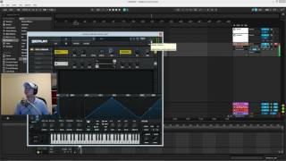Deep House Bass patches with Serum -