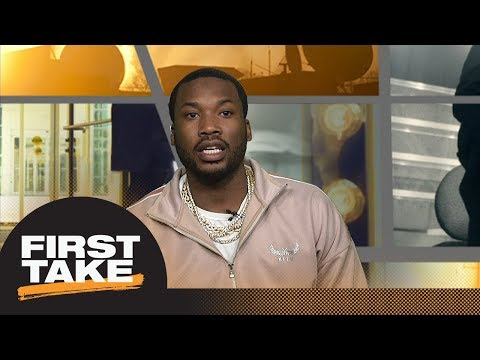 Meek Mill thinks LeBron James and 76ers would take over NBA | First Take | ESPN