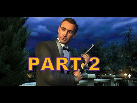 007 From Russia With Love Psp Walkthrough Part 2 With