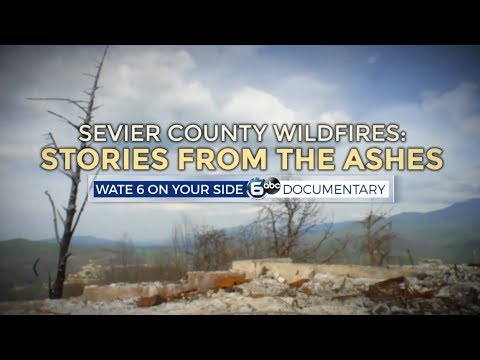 [documentary] Sevier County Wildfires: Stories from the Ashes