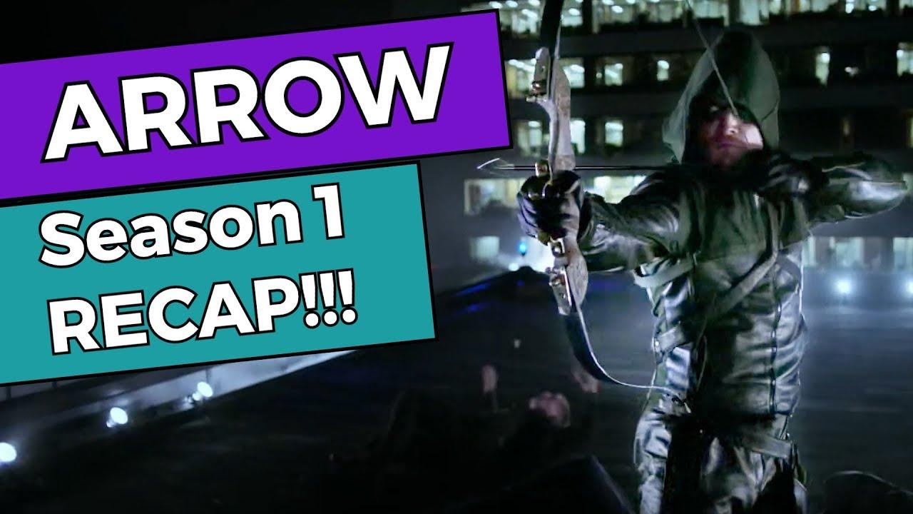 Download Arrow - Season 1 RECAP!!!