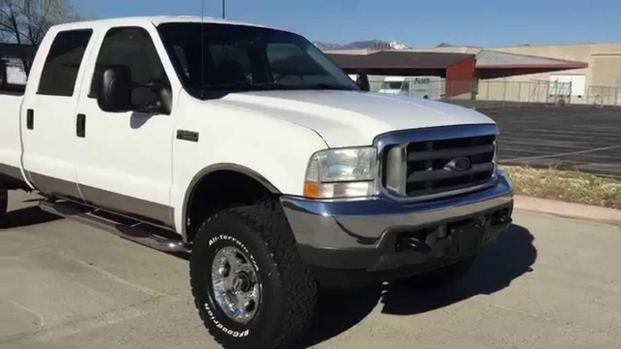 www diesel deals com 2002 ford f250 crew cab xlt 4x4 longbed 7 3 powerstroke turbo diesel for. Black Bedroom Furniture Sets. Home Design Ideas