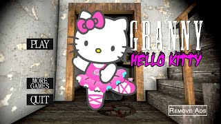 Granny is Hello Kitty