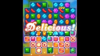 Candy Crush Friends Saga Level 186