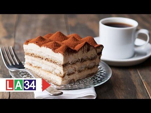 Nồng nàn hương vị Ý với bánh Tiramisu | LATV
